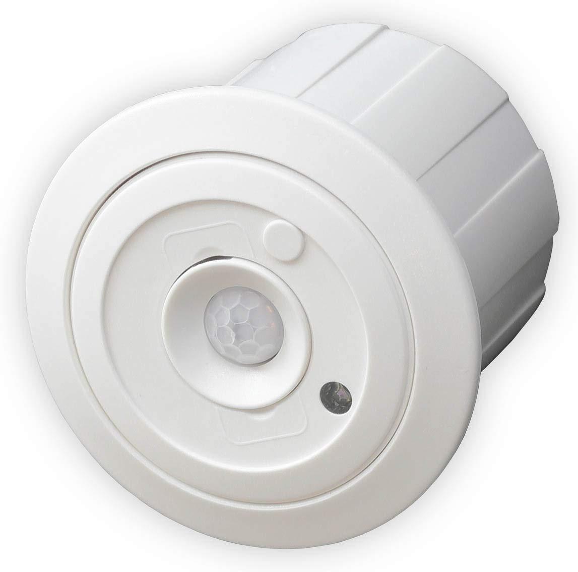 Detector de presencia ecos PM/24 V/5Si Master (Dim). Combi-sensor para la detección de presencia y de luz diurna de medición para la integración en ...