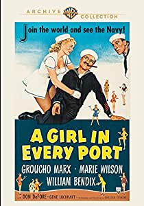 Girl In Every Port, A (1952)