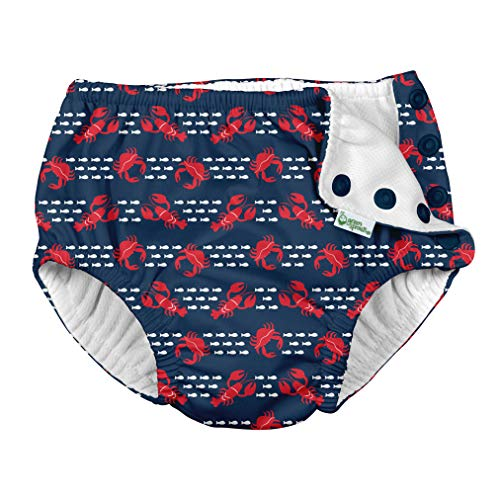 i play. by green sprouts Boys' Reusable Swim