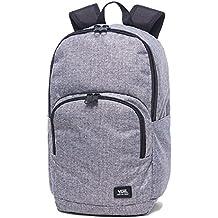 Vans Men's/Women's Alumni Pack (Laptop Backpack) (Woven Graphite)