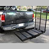 FD Mobility Carrier Wheelchair Scooter Rack Disability Medical Ramp Hitch Mount Steel New