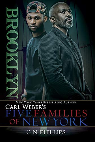 Book Cover: Carl Weber's: Five Families of New York: Part 1: Brooklyn