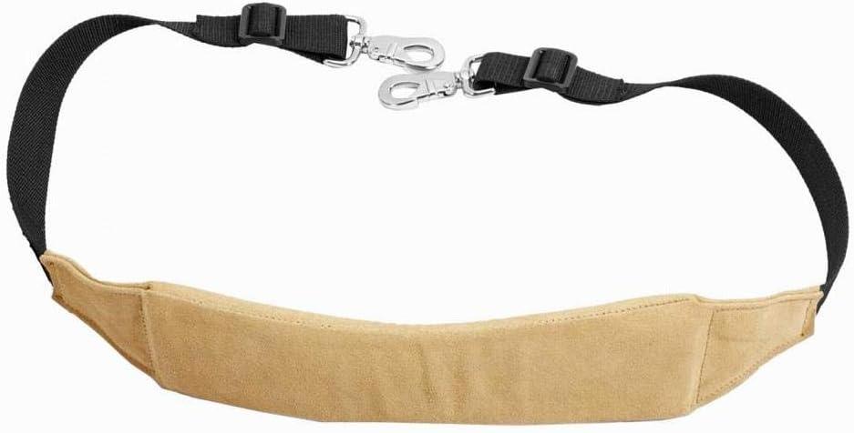 PortaBrace HB-1040 Shoulder, Heavy Duty Suede Bag Strap