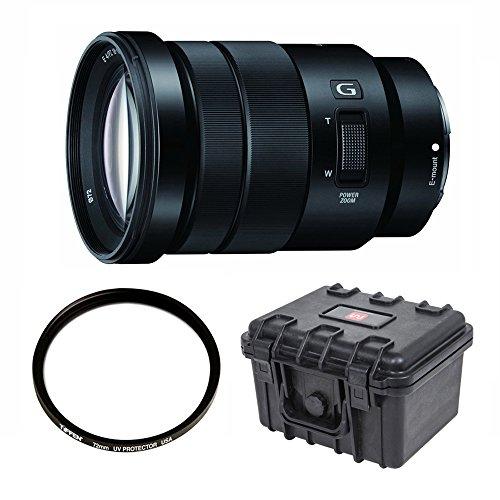 Sony SELP18105G E PZ 18-105mm F4 G OSS Mid-Range Zoom Lens w