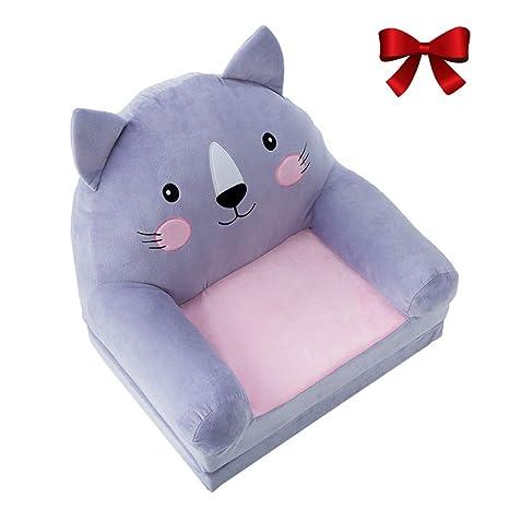 Amazon.com: Silla de bebé para niña, suave, segura y de ...