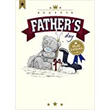Gardener Fathers Day Someone Adorable Me To You Bear New Open Greeting Card