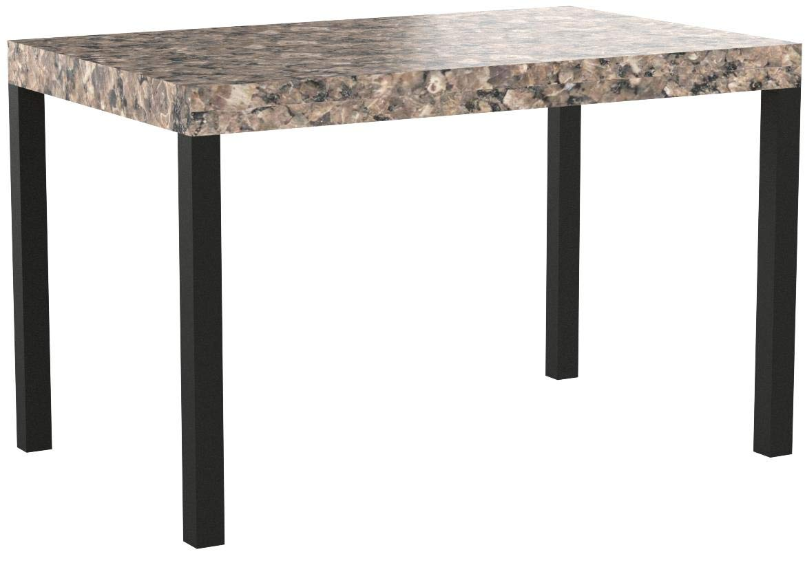 Best Master Furniture CD037 Britney Dining Table Only, Espresso by Best Master Furniture