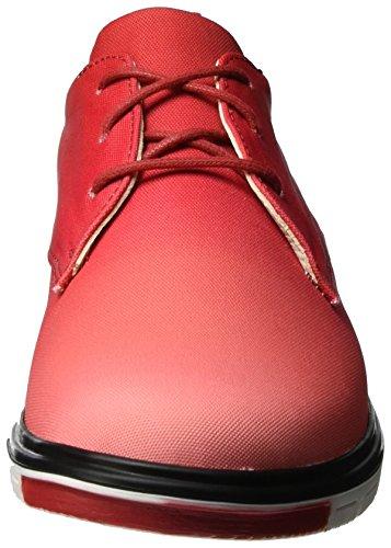 Rot Zapatos Heya Ganter Mujer para de Red h Cordones Derby qE8O1vHgw