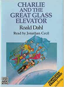 Charlie and the Great Glass Elevator by Roald Dahl - PDF free download eBook