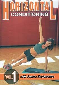 Horizontal Conditioning Volume 1 DVD with Sandra Koulourides