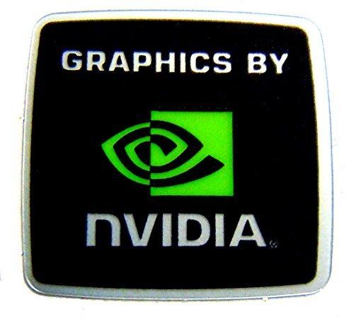 18 Mm Graphic - Original NVIDIA Sticker 18mm x 18mm [32]
