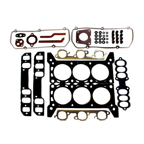 Cylinder Mercury Head Cougar (CNS EH10141 Graphite Cylinder Head Gasket Set for Ford Thunderbird, Mercury Cougar 3.8L 232 V6 RWD Engine (Except Supercharged) 94-95)