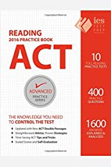 ACT Reading Practice Book (Advanced Practice Series) (Volume 5) Paperback