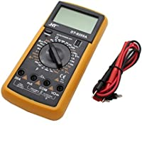 NEW Digital LCD Multimeter (Nt-9205) Voltmeter Ammeter Ohmmeter OHM Volt Tester by Multitesters