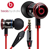 Auricolare Stereo Monster Beats by Dr. Dre iBeats - Nero