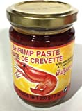 SHRIMP PASTE WITH SOYA BEAN OIL 蝦膏油醤 エビペースト 200g COCK BRAND Thailand 泰国 タイ国