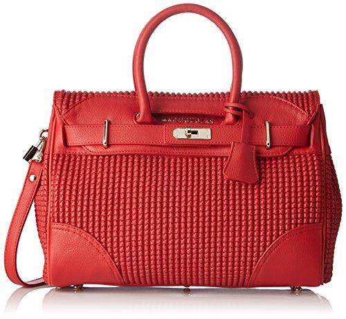 Mac Douglas Damen Pyla Bryan Xs Handtasche, 12.5x25x34.5 cm Rot (Rot)