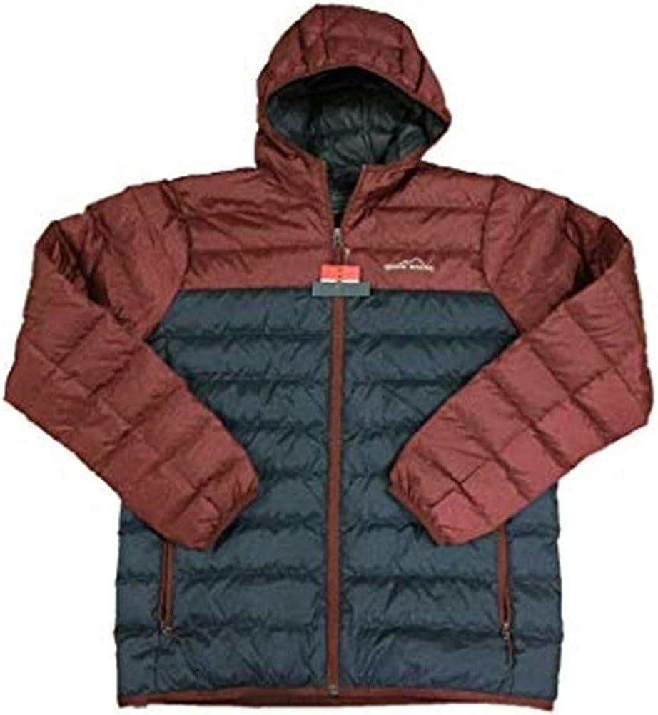 Eddie Bauer Men's Cirruslite Hooded Down Jacket