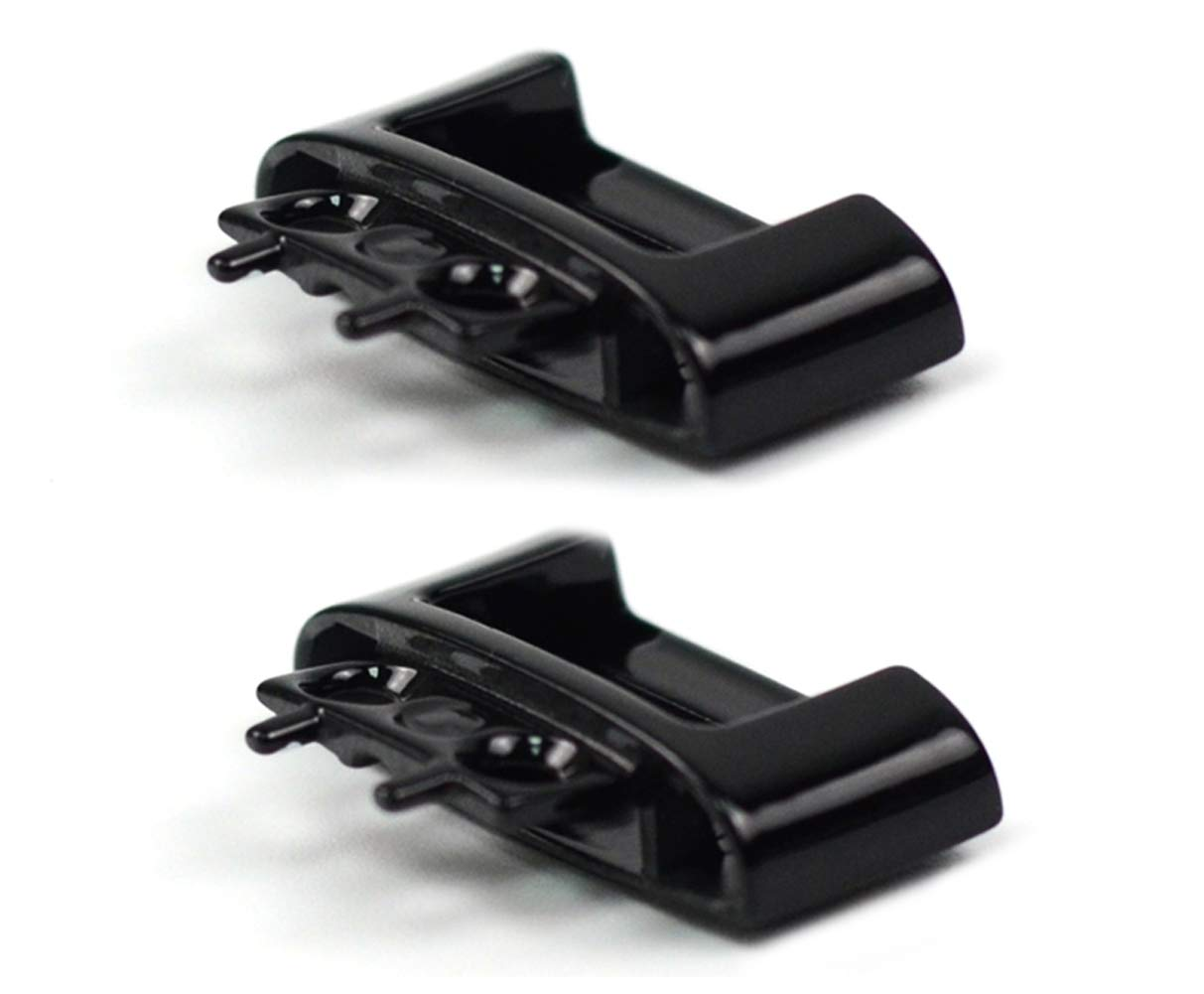 bisagras de metal y pernos de repuesto para auriculares inal/ámbricos Solo3//Solo 2 Kit de reparaci/ón