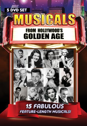 Musicals From Hollywood's Golden Age (15 Films) by E1 ENTERTAINMENT
