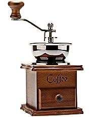 Hutiee – Molinillo de café Manual Molinillo de café Manual Vintage – Molinillo de café Manual