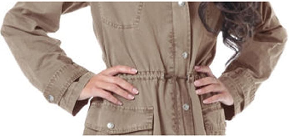 Buffalo David Bitton Womens Vintage Anorak Jacket