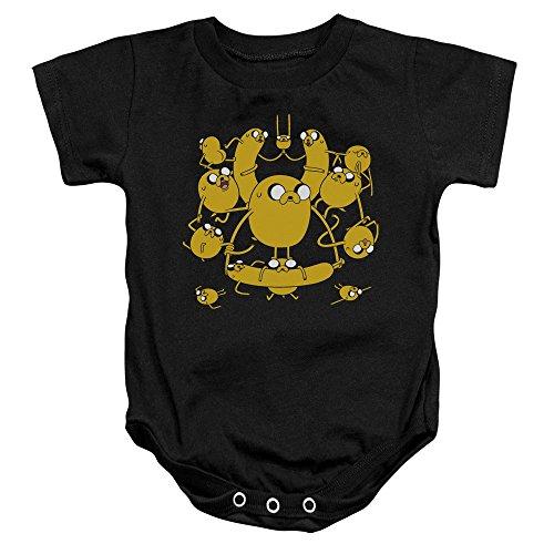 Adventure Time - Jakes Baby Onesie 12M -