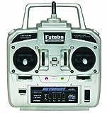 Futaba 4YF 4-Channel 2.4GHz FHSS Transmitter with R2004GF Receiver