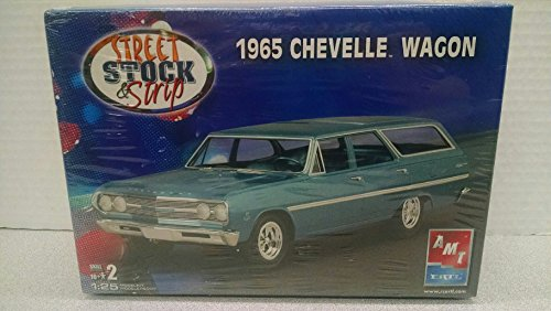 AMT 38530 Street Stock & Strip 1965 Chev - 1965 Chevelle Wagon Shopping Results