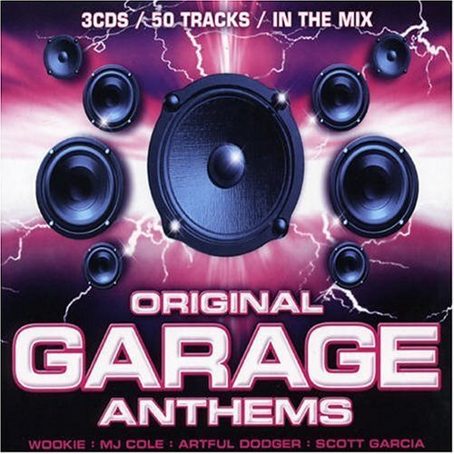 Daniel Bedingfield - Original Garage Anthems By Wea Int