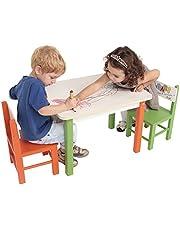 Mesa com 2 Cadeiras Carlu Brinquedos