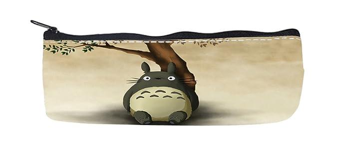halocow Custom Totoro estuche para estudiantes (dos lados ...