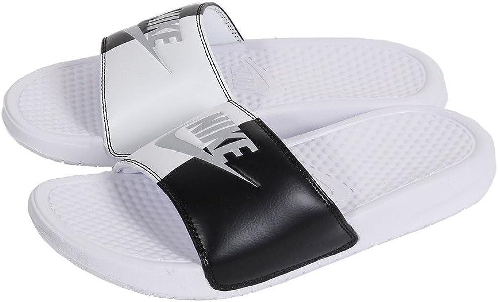 best website af76a ab045 Nike Men s Benassi Just Do It Athletic Sandal - Amazon Mỹ   Fado.vn