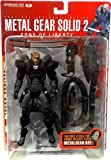 McFarlane Toys Metal Gear Solid 2 Sons of Liberty Action Figure Solidus Snake