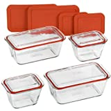 Pyrex Glass Bake Serve, 12-Piece