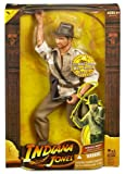 Indiana Jones 12 Inch Figure - Indiana Jones With Whip Action