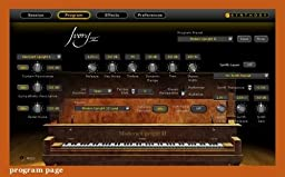 Synthogy Ivory II Upright Pianos For MAC/WIN