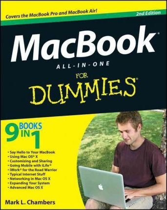 Price comparison product image MacBook All-in-One For Dummies(Paperback) - 2017 Edition