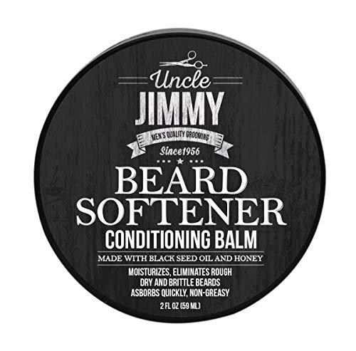 Uncle Jimmy Beard Softener, 2 Ounce