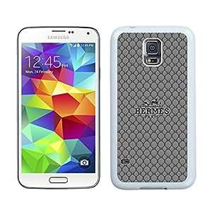 Popular Designed Phone Case For Samsung Galaxy S5 I9600 G900a G900v G900p G900t G900w With Hermes 6 White Phone Case