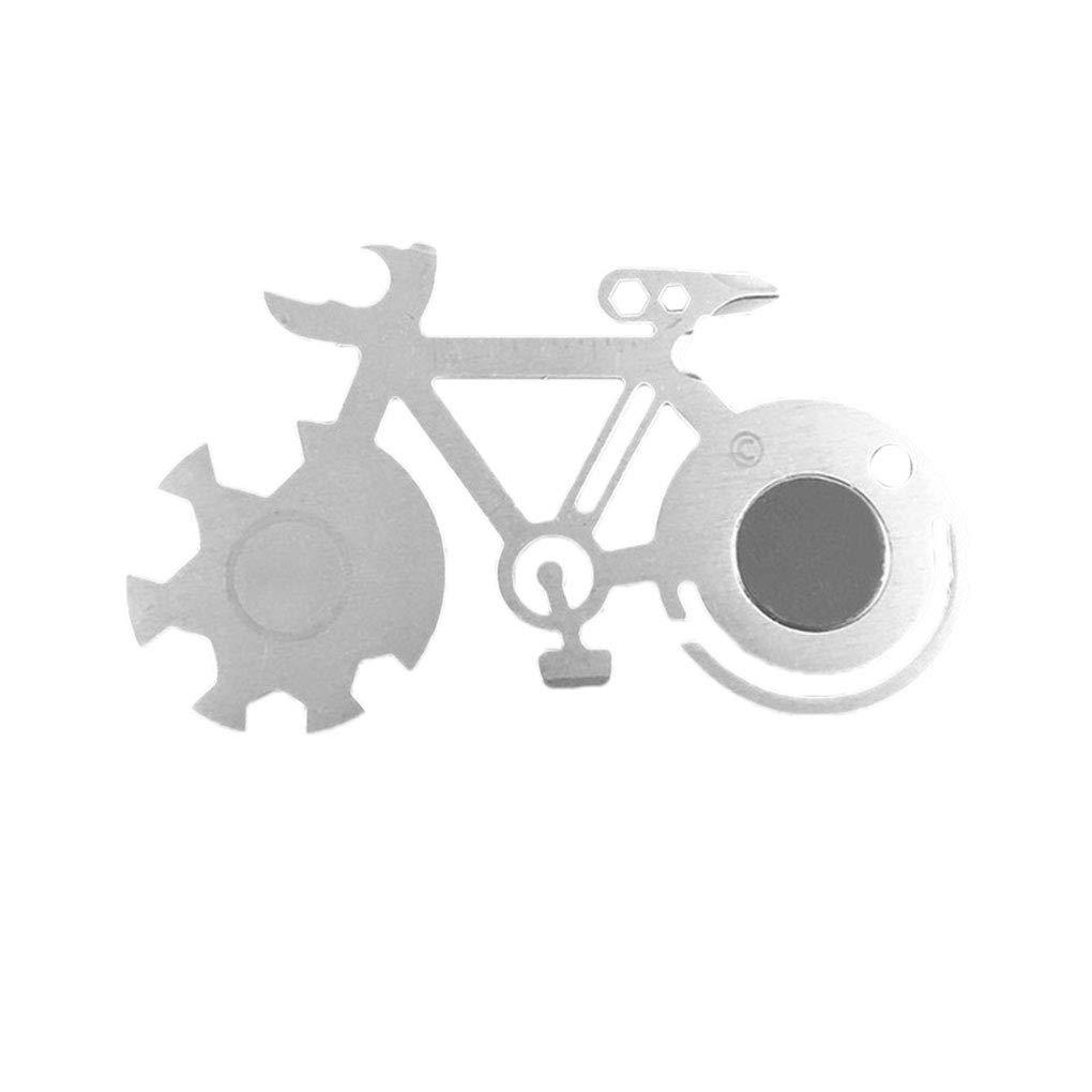 Herramienta de Bicicletas de montaña de Tarjetas Multi ...