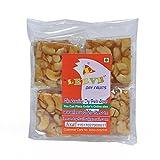 Leeve Dry Fruits Cashew Chikki - 400 Grams