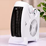 TY&WJ Mini Portable Air Conditioner Fan Cold And Warm Dual Use Third Gear Adjustable For Office,Dorm,Nightstand