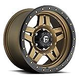 fuel anza wheels - Fuel D583 Anza 17x8.5 6x139.7 -6mm Bronze Wheels Rims