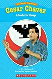 Easy Reader Biographies: Cesar Chavez, Eric Charlesworth, 0439774160