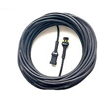 Transformator Kabel für – GARDENA ROBOTIC SMART SILENO CITY – Niederspannung für Modelle: 250, 500, 1000 – [Ersatzteile für Ladestation Nur Passend für Modelle ab 2018 & 2019] –