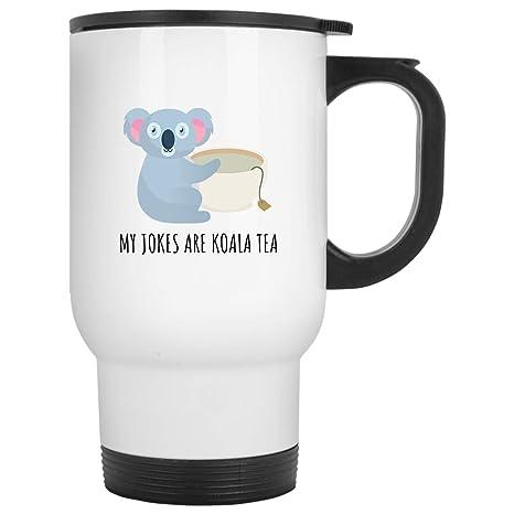 Amazon Com My Jokes Are Koala Tea Funny Pun Koala Bear Funny
