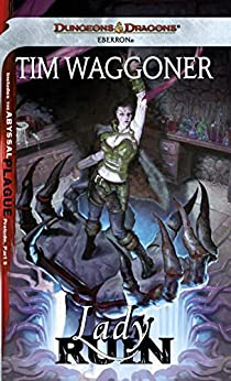 Lady Ruin: An Eberron Novel by [Waggoner, Tim]