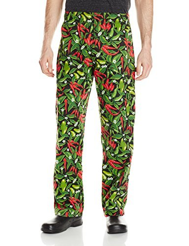 - Dickies Men's Plus Size The Cargo Collection Chef Pant, Chili Pepper, Small