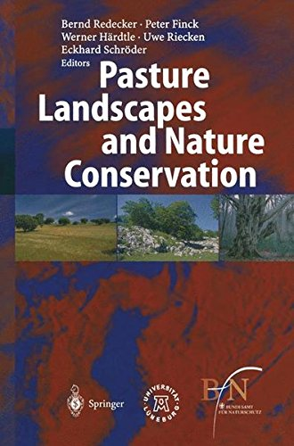 Pasture Landscapes and Nature Conservation pdf
